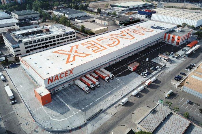 Nave Crossdocking Nacex. Coslada (Madrid)