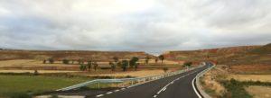 Carretera Villarroya